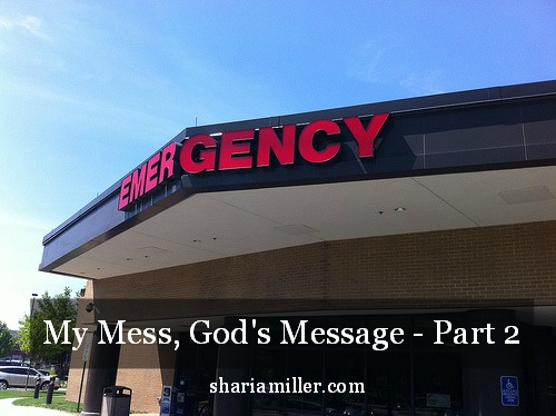 My Mess God's, Message - Part 2