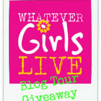 Whatever Girls Live 2014 Blog Tour and Giveaway