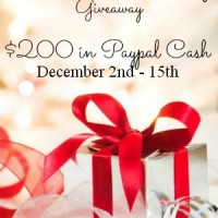 Christmas Blessing Giveaway 2013
