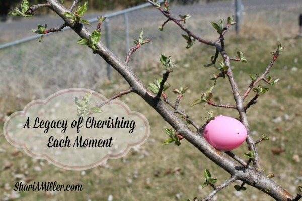A Legacy of Cherishing Each Moment 1