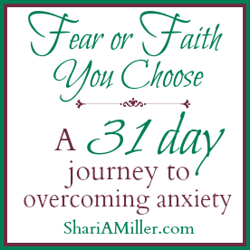 Fear of Faith You Choose