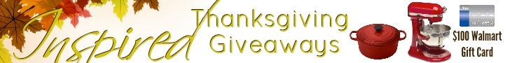 Inspired Thanksgiving Giveaways 1