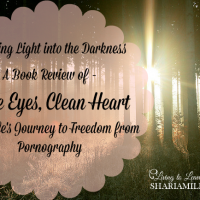 Shining Light into the Darkness – A Book Review of Pure Eyes, Clean Heart – A Couple's Journey to Freedom from Pornography