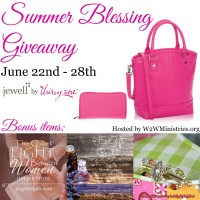 Summer Blessing Giveaway 2015